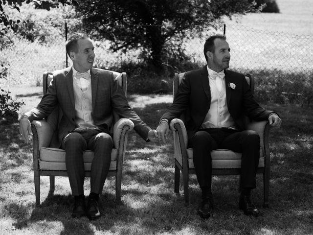 Le mariage de Terry et Laurent à Les Clouzeaux, Vendée 6