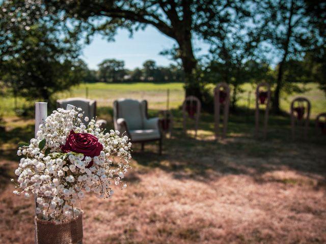 Le mariage de Terry et Laurent à Les Clouzeaux, Vendée 13