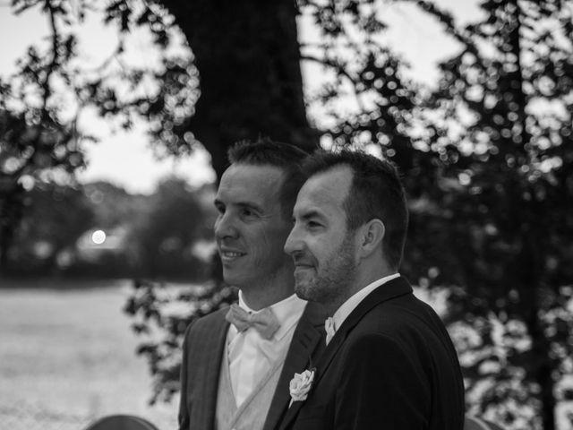Le mariage de Terry et Laurent à Les Clouzeaux, Vendée 14