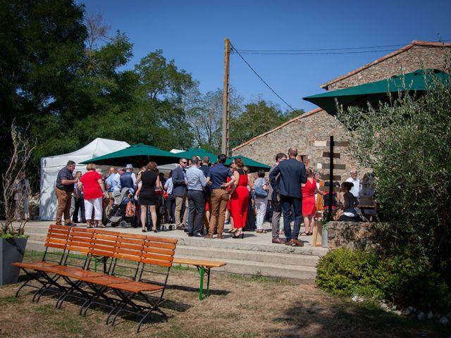 Le mariage de Terry et Laurent à Les Clouzeaux, Vendée 17