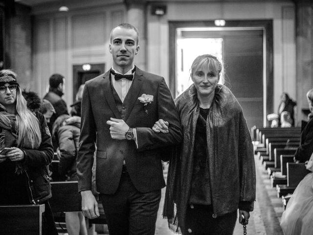 Le mariage de Quentin et Debora à Noyarey, Isère 2