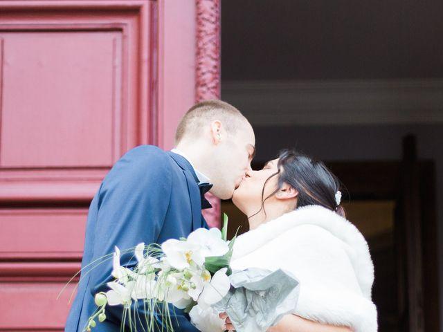 Le mariage de Quentin et Debora à Noyarey, Isère 7