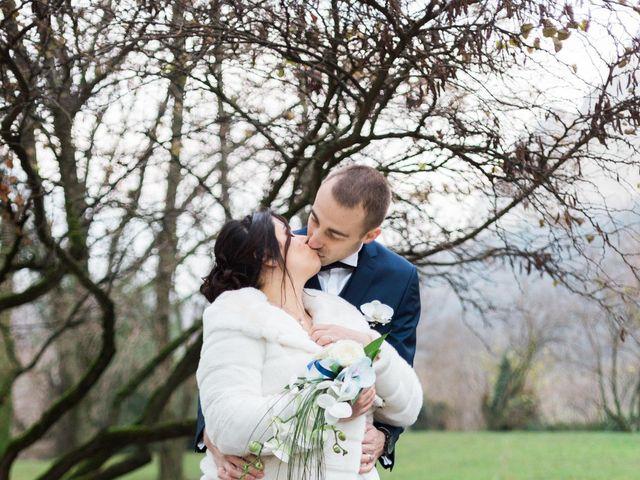 Le mariage de Quentin et Debora à Noyarey, Isère 13