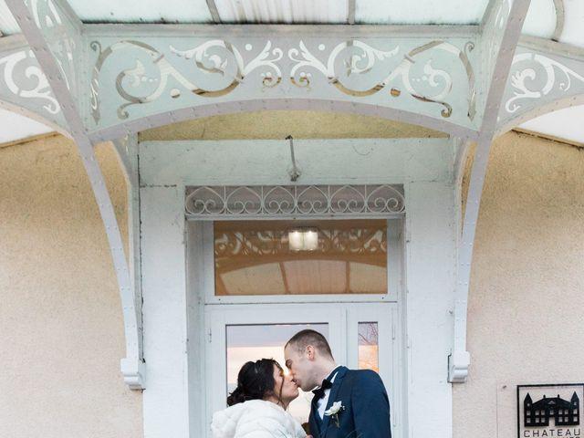 Le mariage de Quentin et Debora à Noyarey, Isère 18