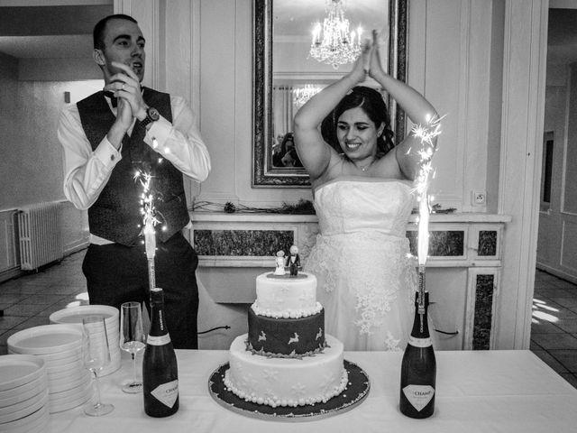 Le mariage de Quentin et Debora à Noyarey, Isère 19