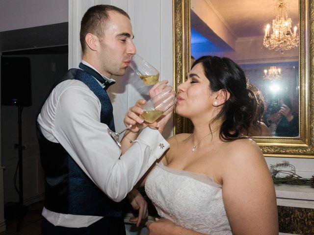 Le mariage de Quentin et Debora à Noyarey, Isère 20