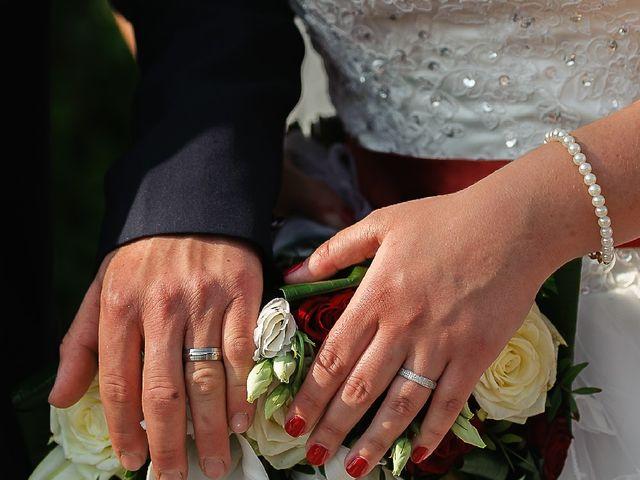 Le mariage de Brun et Celine à Terrasson-Lavilledieu, Dordogne 1
