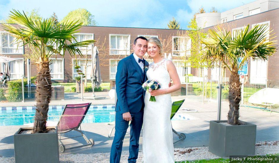 Le mariage de Benoit et Laetitia à Vitry-en-Artois, Pas-de-Calais