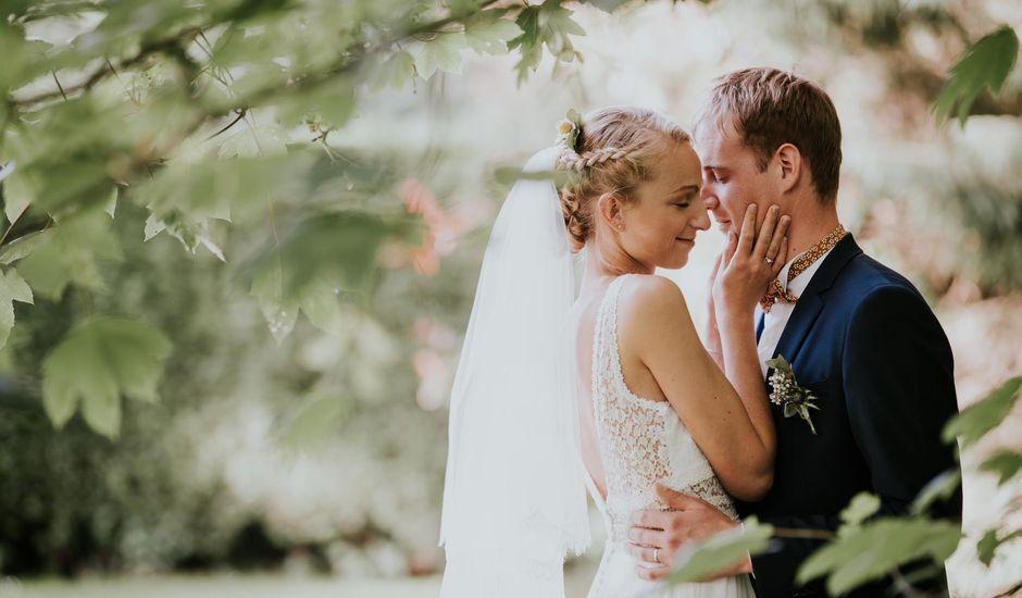 Le mariage de David et Justine à Roncq, Nord