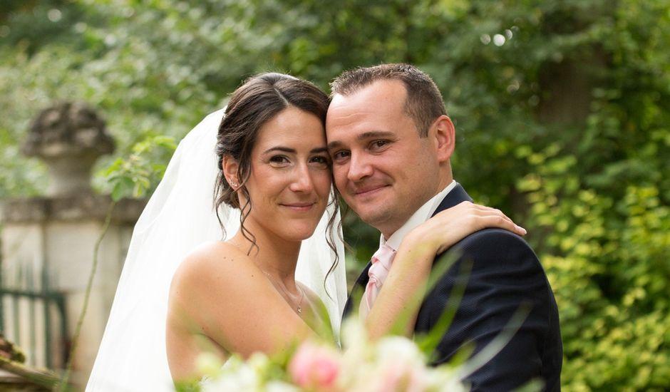 Le mariage de Bastien et Lise à Reilly, Oise