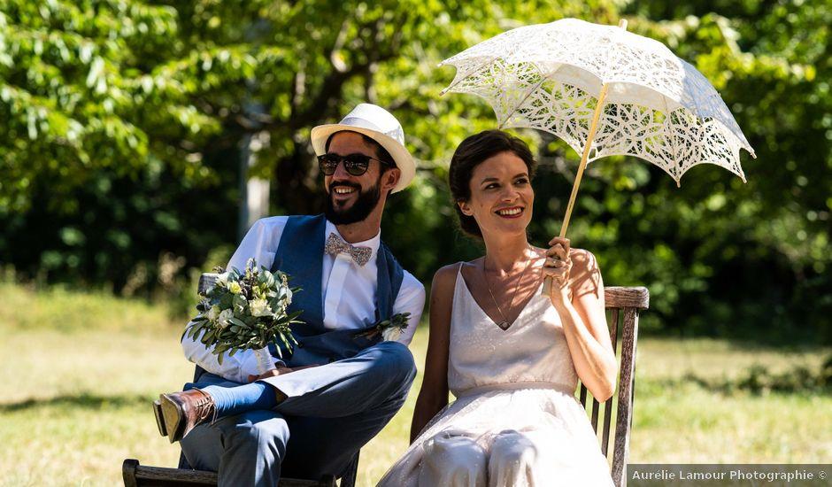 Le mariage de Christophe et Barbara à Dieulefit, Drôme