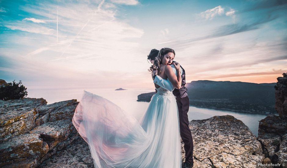 Le mariage de Loïc et Claire à Miramas, Bouches-du-Rhône