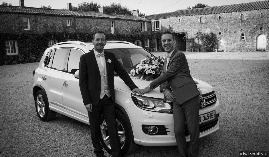 Le mariage de Terry et Laurent à Les Clouzeaux, Vendée