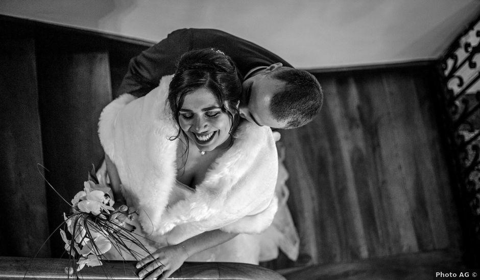 Le mariage de Quentin et Debora à Noyarey, Isère