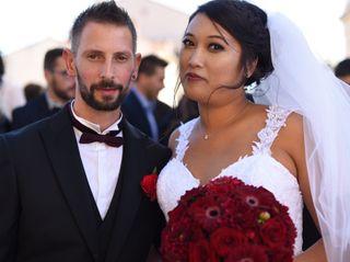 Le mariage de Michel et Janny