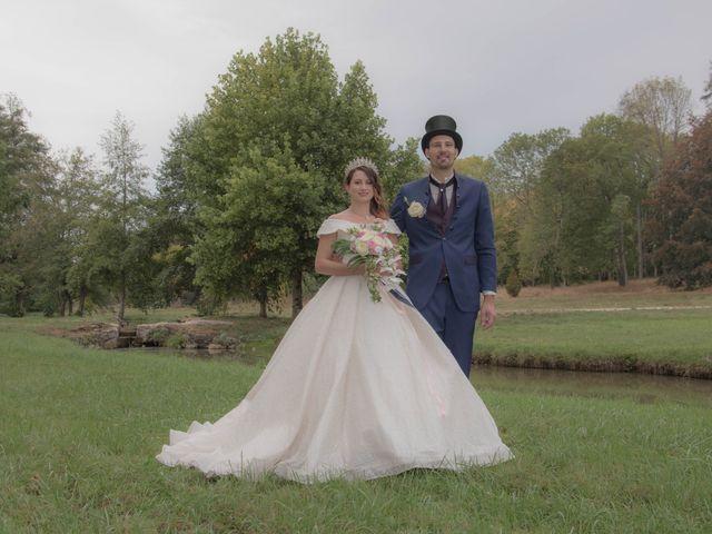Le mariage de Carl et Vanessa à Thillombois, Meuse 7
