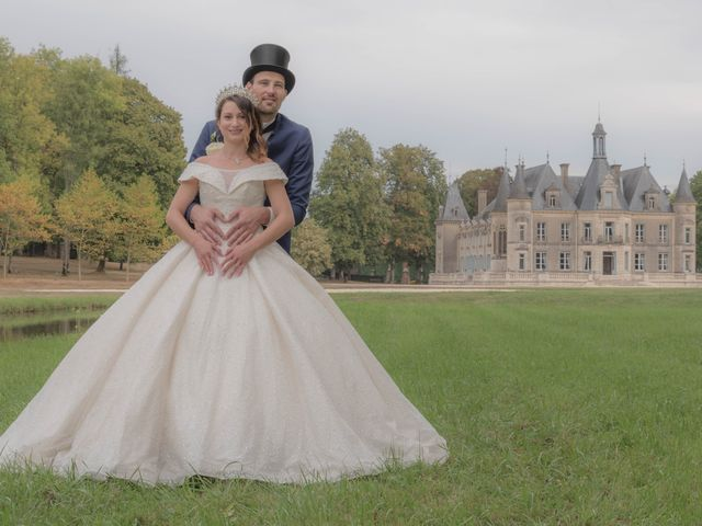 Le mariage de Vanessa et Carl