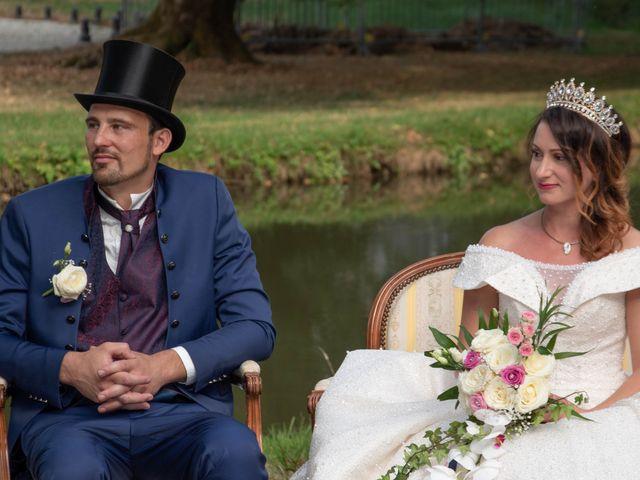 Le mariage de Carl et Vanessa à Thillombois, Meuse 8