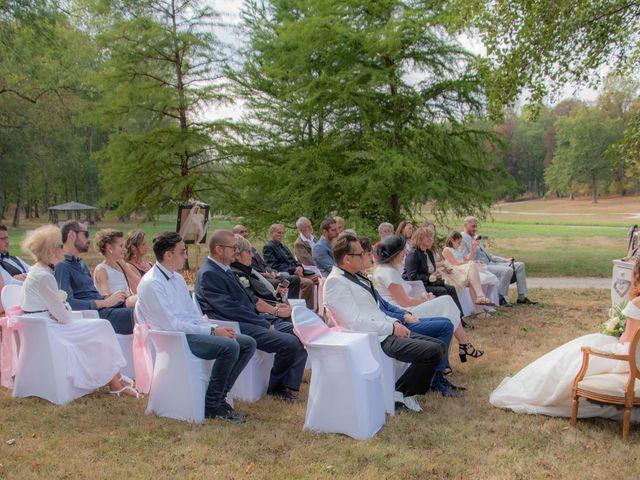 Le mariage de Carl et Vanessa à Thillombois, Meuse 9