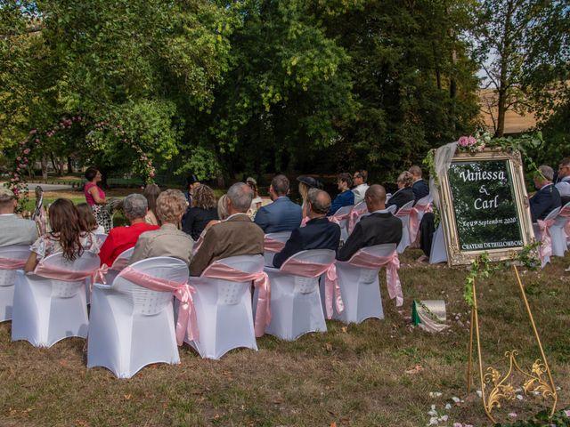 Le mariage de Carl et Vanessa à Thillombois, Meuse 10