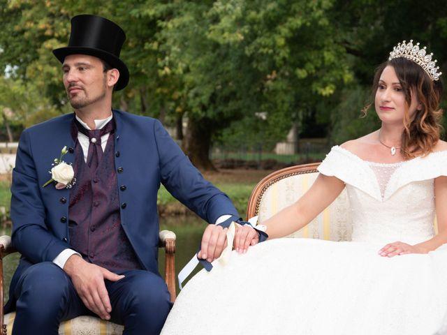 Le mariage de Carl et Vanessa à Thillombois, Meuse 11