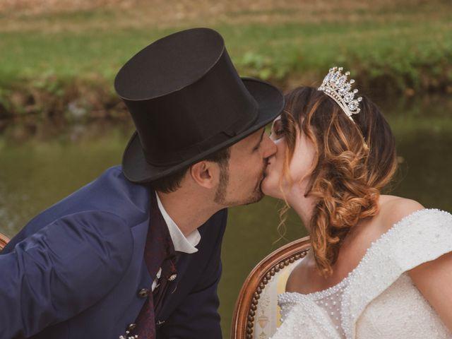 Le mariage de Carl et Vanessa à Thillombois, Meuse 12