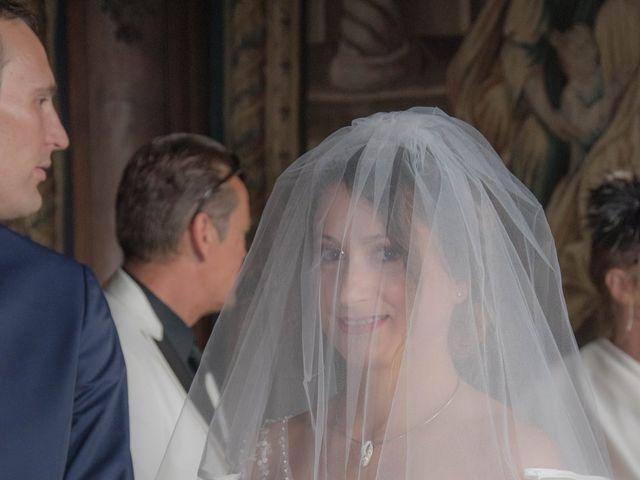 Le mariage de Carl et Vanessa à Thillombois, Meuse 13
