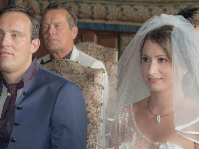 Le mariage de Carl et Vanessa à Thillombois, Meuse 14