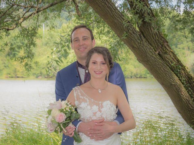 Le mariage de Carl et Vanessa à Thillombois, Meuse 15