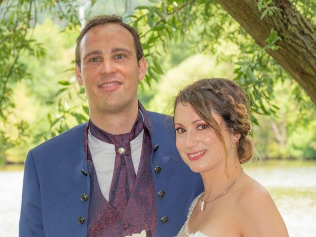 Le mariage de Carl et Vanessa à Thillombois, Meuse 16