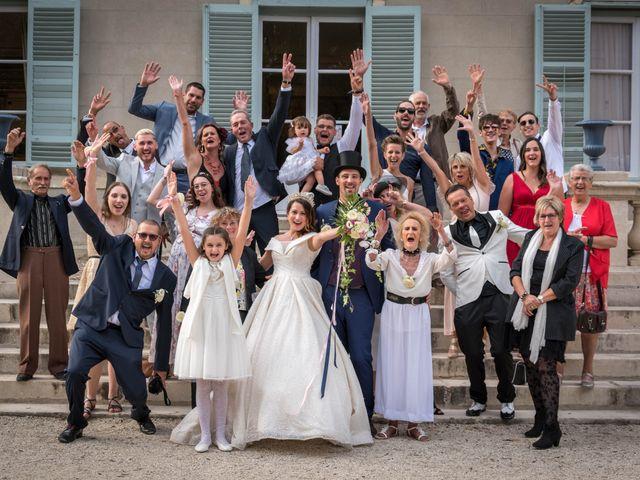 Le mariage de Carl et Vanessa à Thillombois, Meuse 17