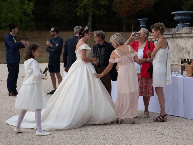 Le mariage de Carl et Vanessa à Thillombois, Meuse 22