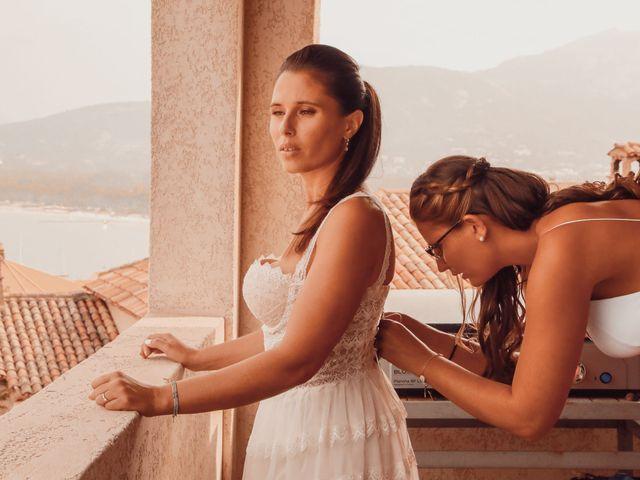 Le mariage de Nicolaï et Emilie à Calvi, Corse 1