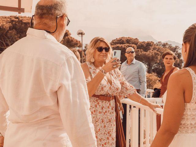 Le mariage de Nicolaï et Emilie à Calvi, Corse 2