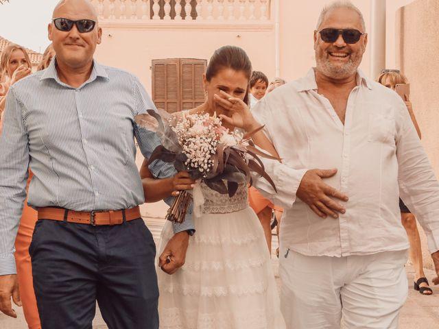 Le mariage de Nicolaï et Emilie à Calvi, Corse 4
