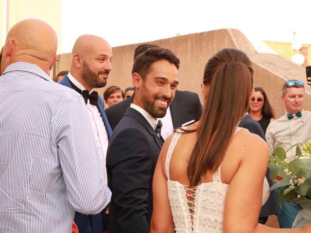 Le mariage de Nicolaï et Emilie à Calvi, Corse 6