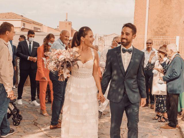 Le mariage de Nicolaï et Emilie à Calvi, Corse 7