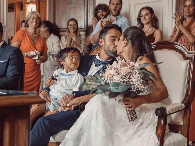 Le mariage de Nicolaï et Emilie à Calvi, Corse 8