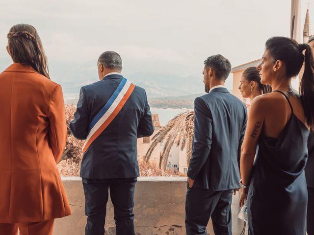 Le mariage de Nicolaï et Emilie à Calvi, Corse 10