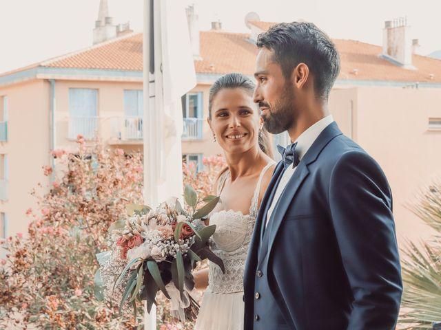 Le mariage de Nicolaï et Emilie à Calvi, Corse 11