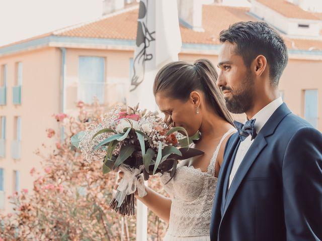 Le mariage de Nicolaï et Emilie à Calvi, Corse 12