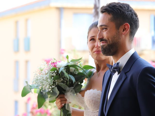 Le mariage de Nicolaï et Emilie à Calvi, Corse 13