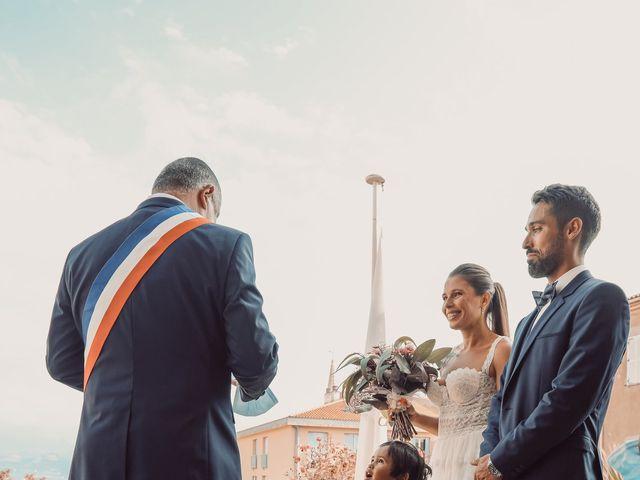 Le mariage de Nicolaï et Emilie à Calvi, Corse 14