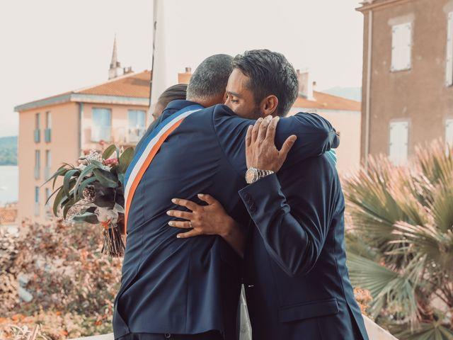 Le mariage de Nicolaï et Emilie à Calvi, Corse 15