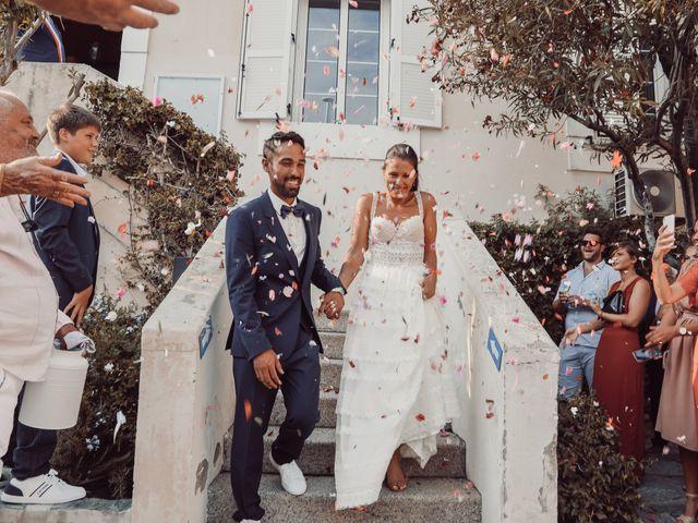Le mariage de Nicolaï et Emilie à Calvi, Corse 16