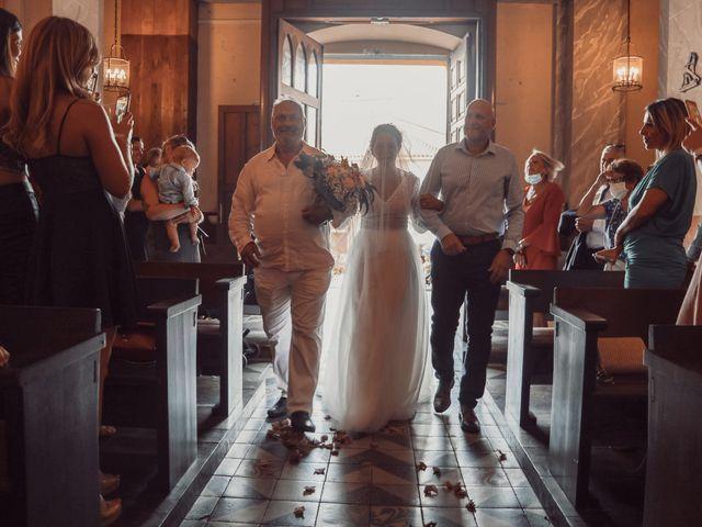 Le mariage de Nicolaï et Emilie à Calvi, Corse 18