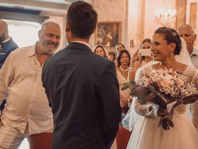 Le mariage de Nicolaï et Emilie à Calvi, Corse 19