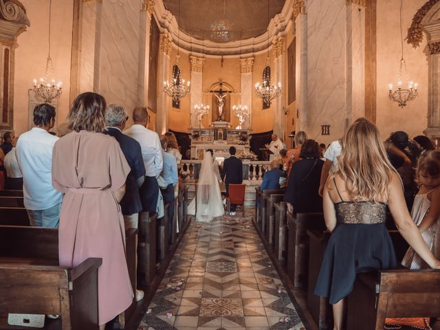 Le mariage de Nicolaï et Emilie à Calvi, Corse 20