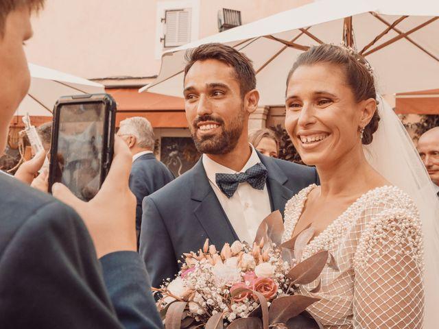 Le mariage de Nicolaï et Emilie à Calvi, Corse 24