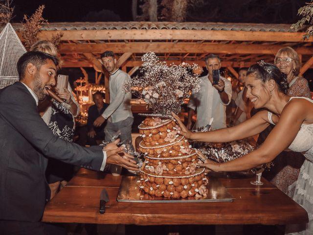 Le mariage de Nicolaï et Emilie à Calvi, Corse 38